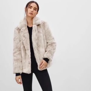 Sunday Best Mortimer (Dorothy) Faux Fur Coat